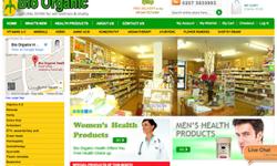 bio organic health store