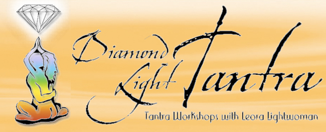 Diamond Light Tantra run tantra workshops in London for people of all backgrounds and level of experience. The workshops are facilitated by Leora Lightwoman who is  is celebrated for her lively and playful, and yet sensitive and grounded approach.