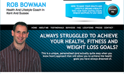 rob bowman health coach