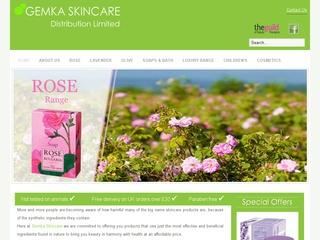 Gemka Skincare's motto is 'Skincare with the Pureness of Nature'. From soaps and creams to luxury professional quality anti-ageing bioserums we offer a wide range of natural products for all skin types.
