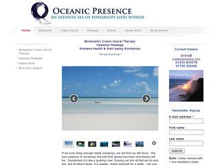 Biodynamic Cranio-Sacral Therapy